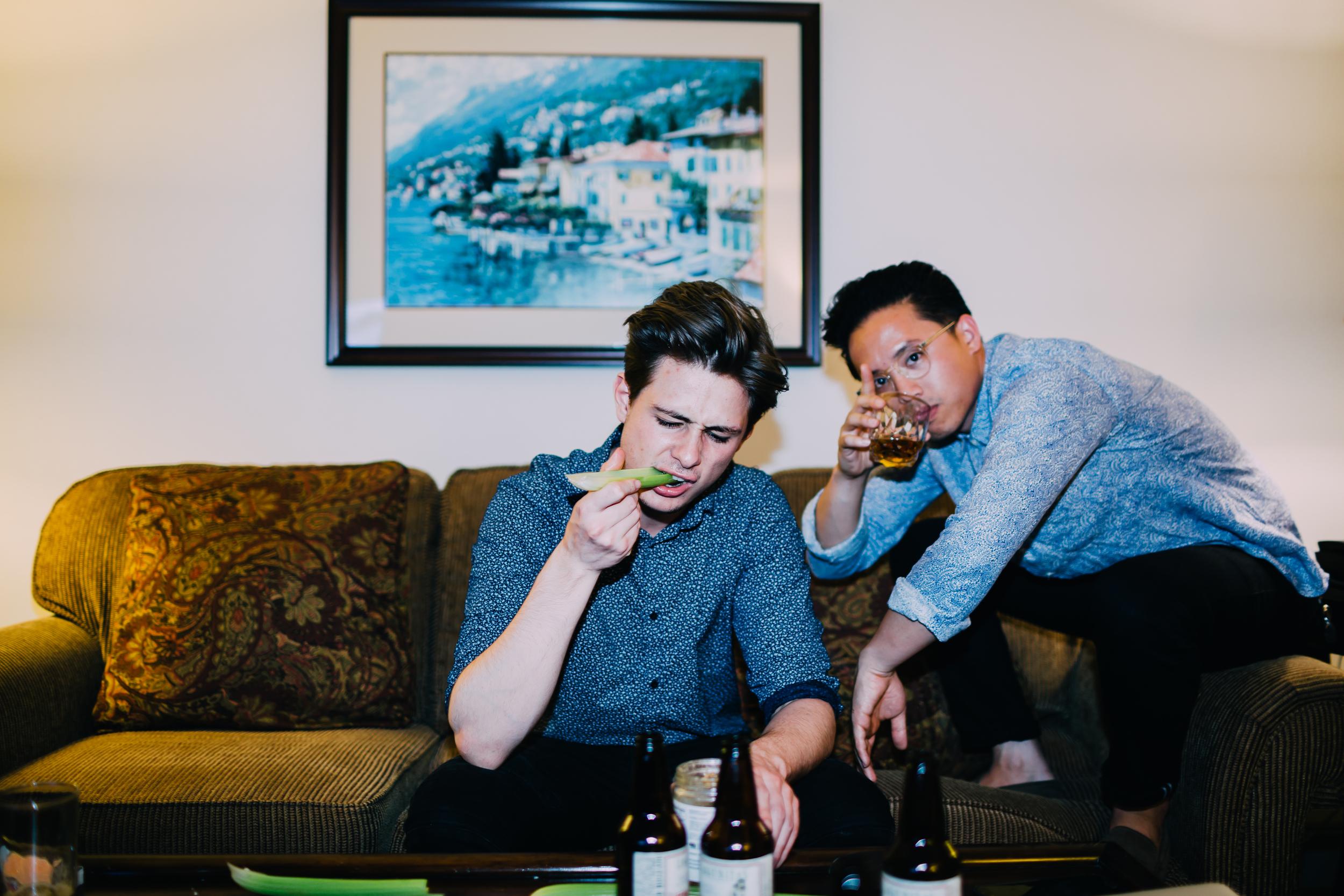 Ben Weir & James Bui (The Pomp)