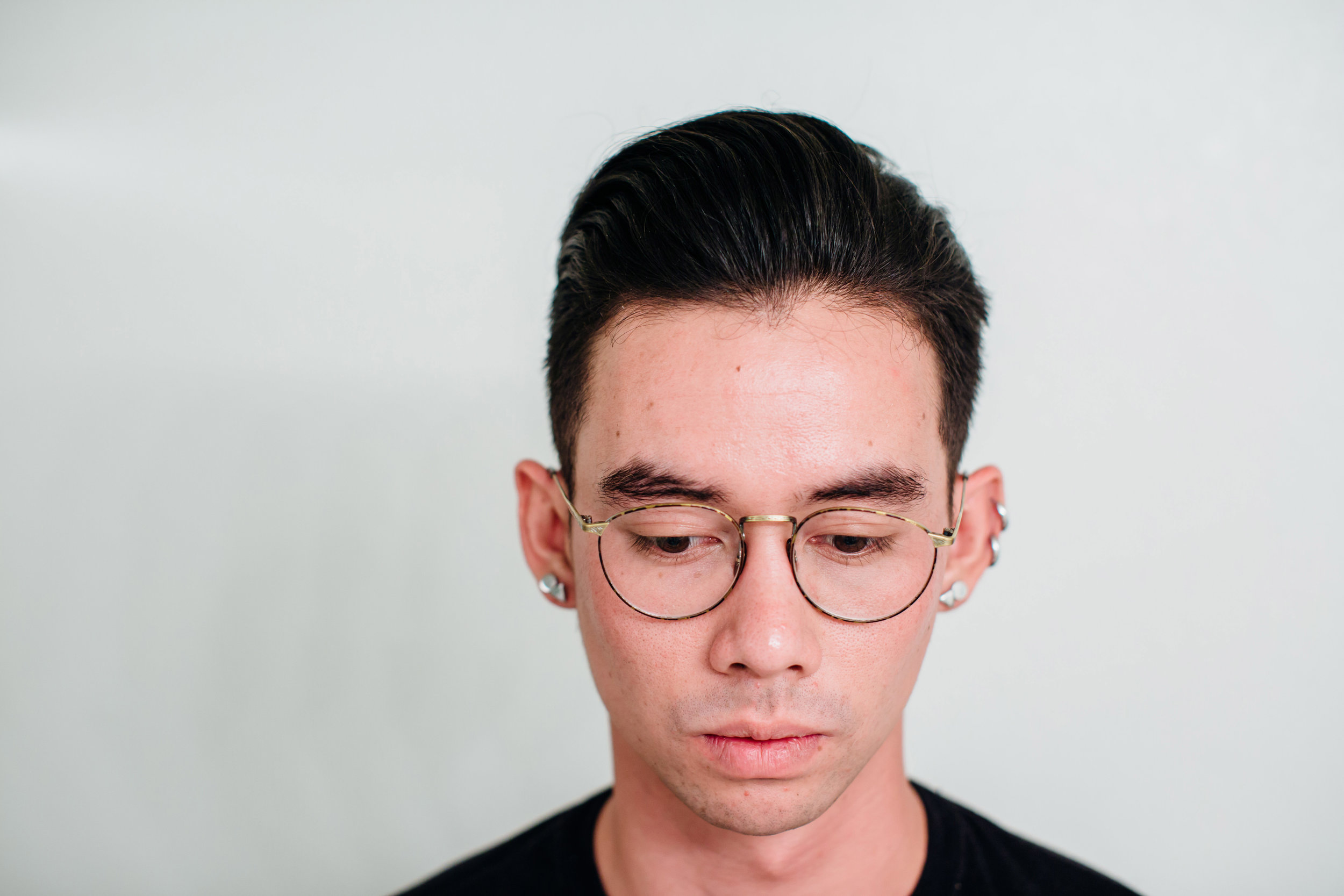 Challenger Blue Matte Styling Cream Post Hairstyle