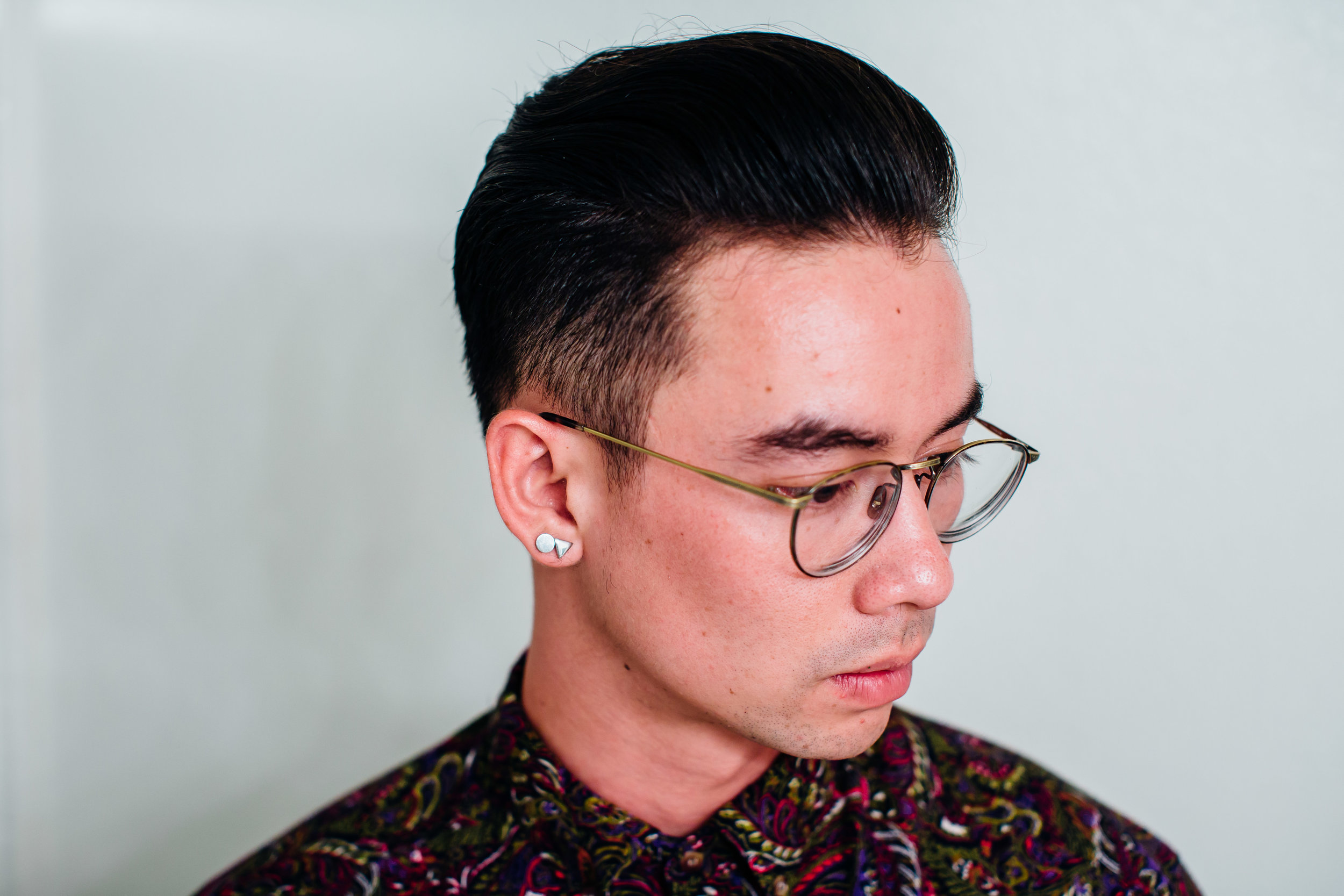Hairbond Shaper - Side Hairstyle