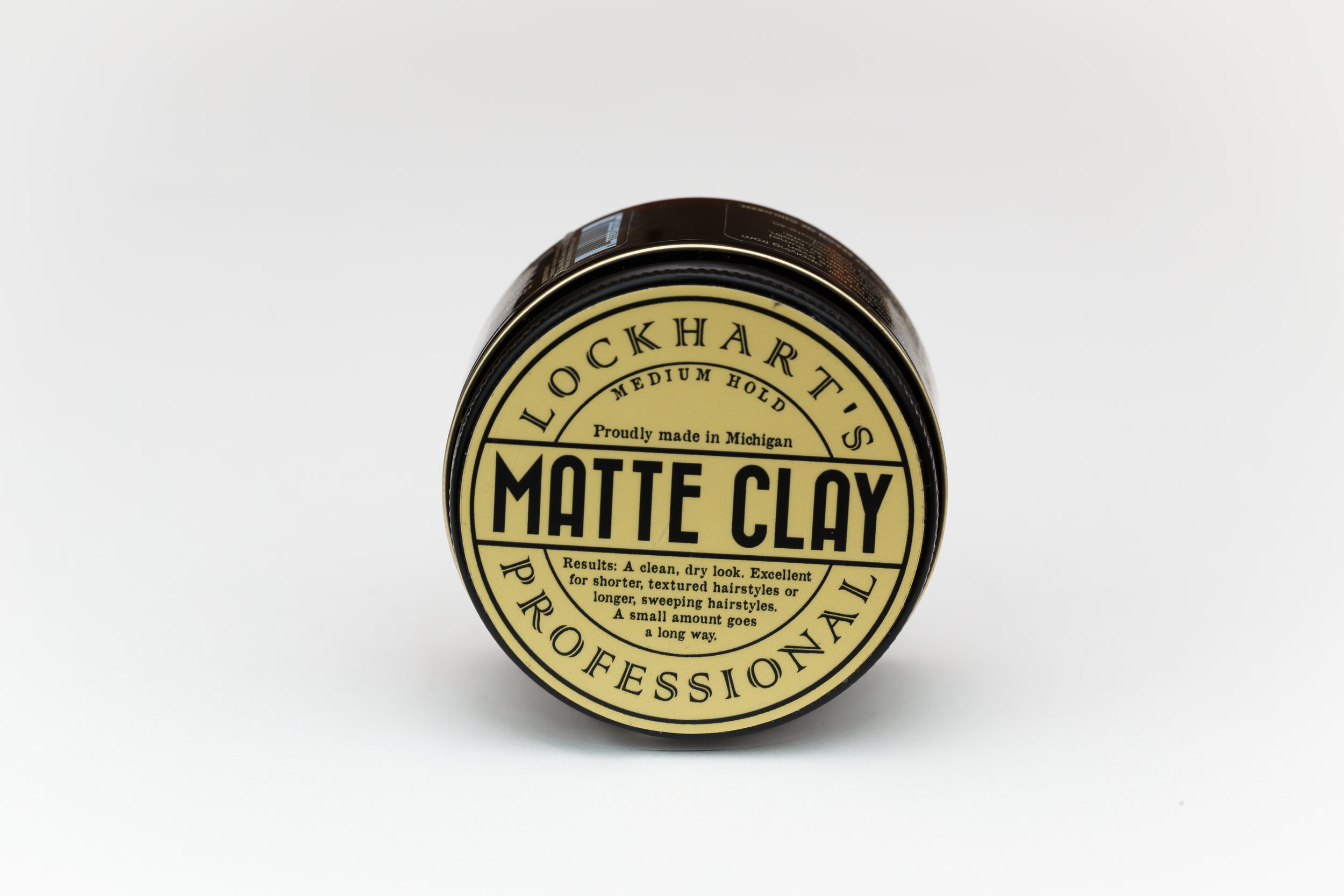 Lockhart's Matte Clay | Most Innovative Pomade 2016