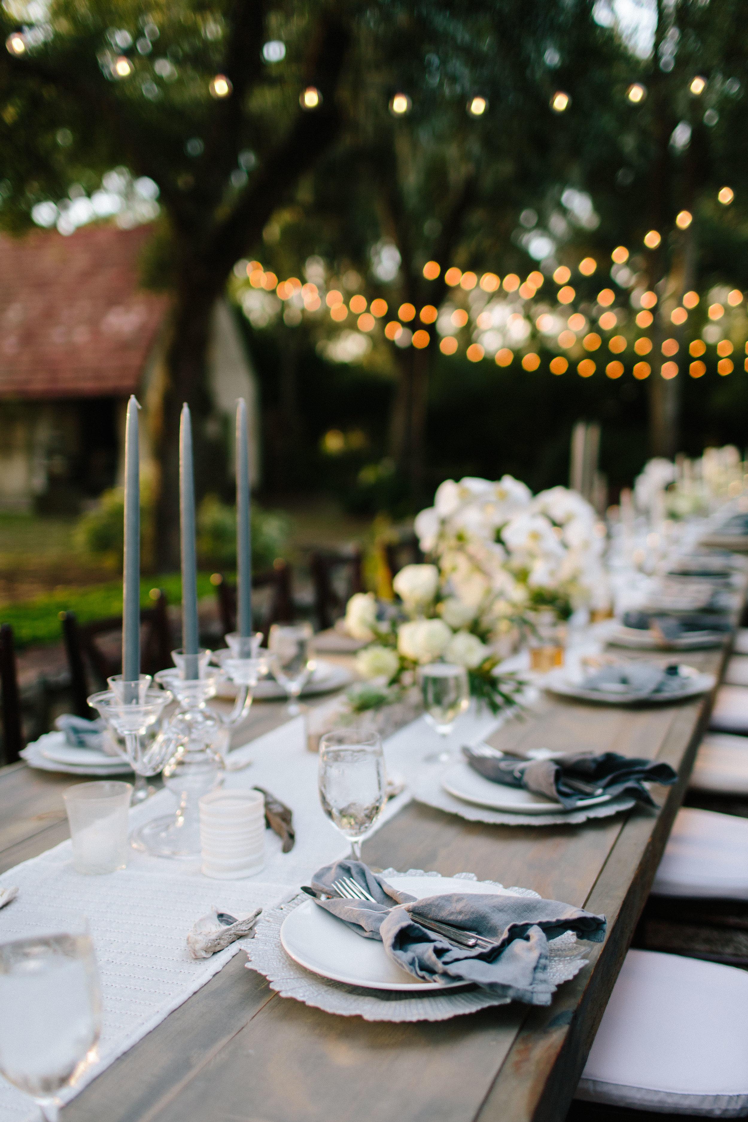 Natalie & Court Waterfront Wedding at RiverOaks Charleston - Awendaw, SC