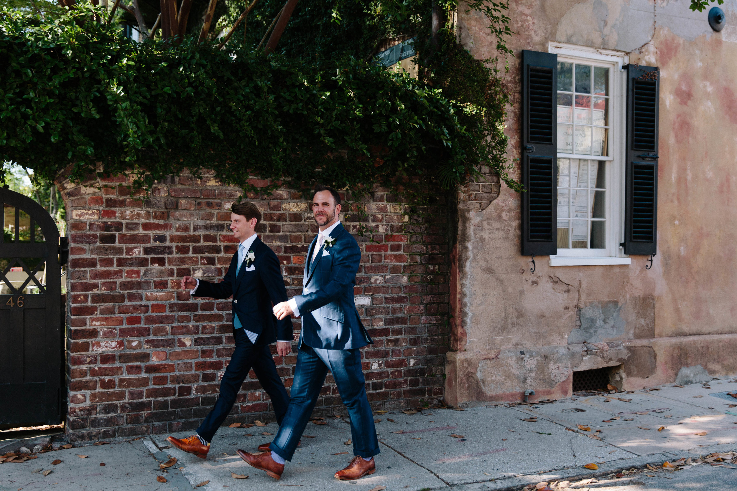 Cator & Paul Sweet southern wedding in Mrs. Whaley's Garden - Charleston, SC