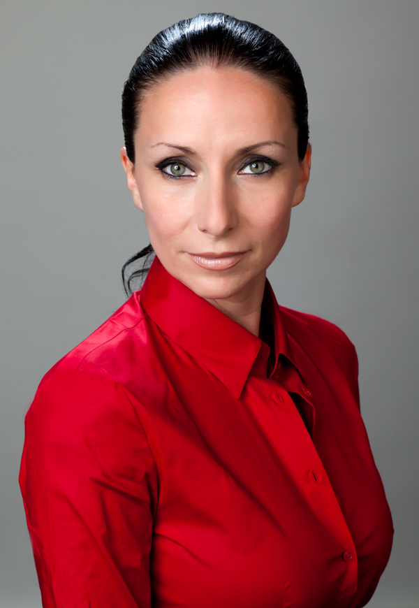 Nathalie Gallmeier, founder of Gallmeier Creative Group, Inc.