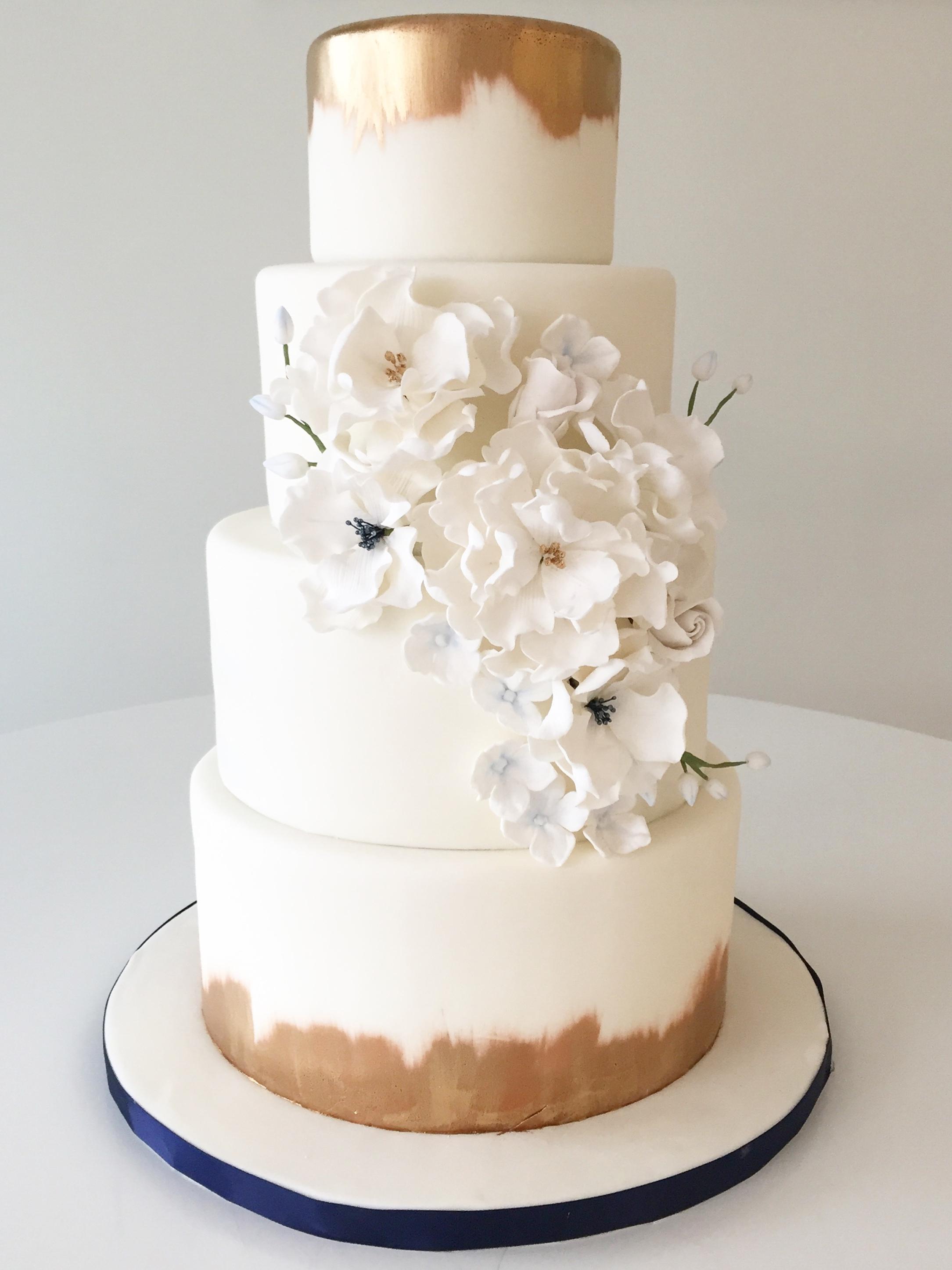 Joseph & Diana Wedding Cake