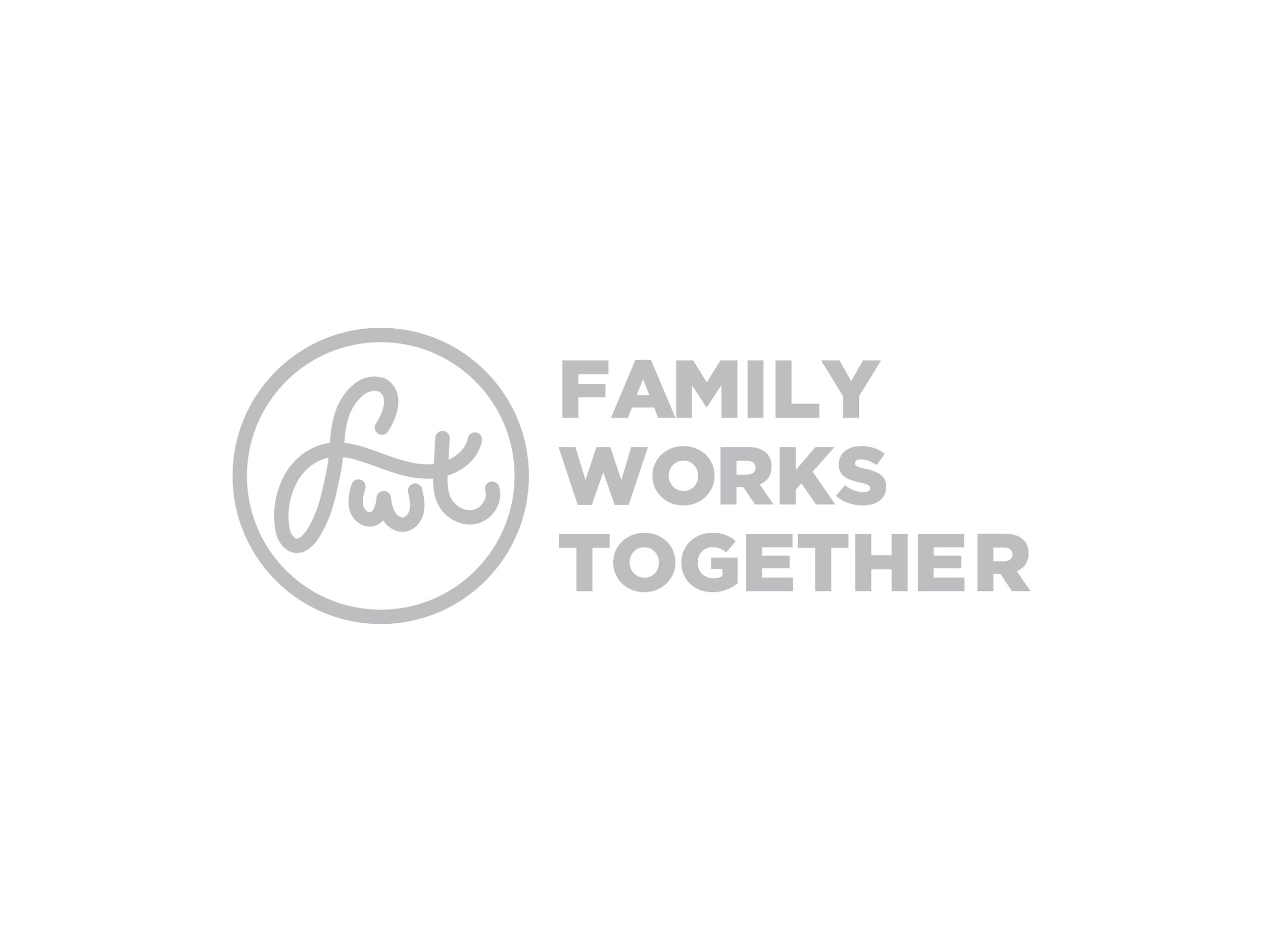 Family Works Together