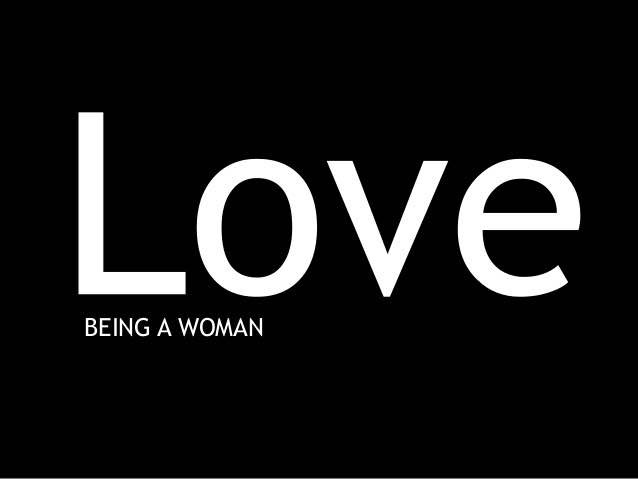 """""""Love 'Being' a Woman,"""" as originally posted Tuesday, June 2, 2015 via Instagram"""