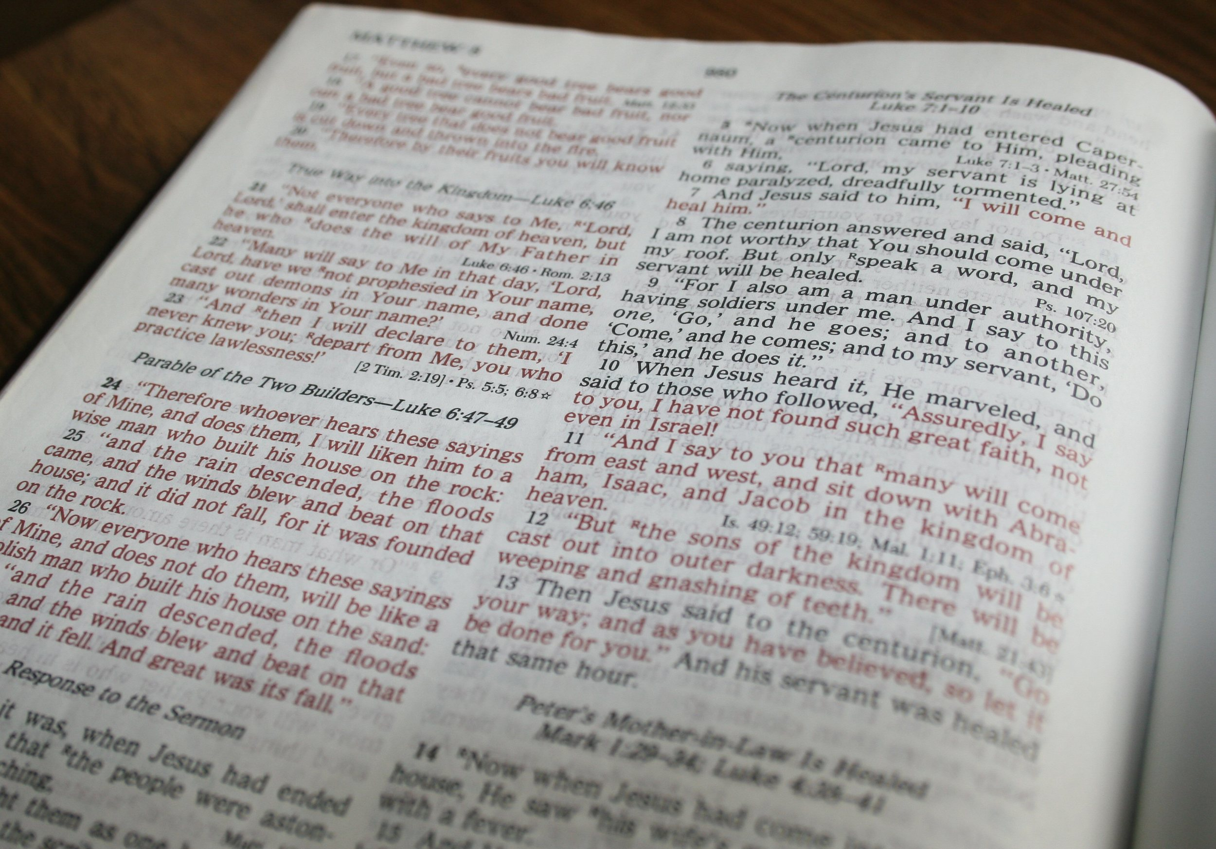 Does Jesus ONLY speak in the Gospels and Acts? (Image: pryorconvictions.com)