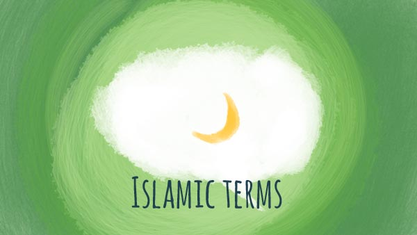 Islamic terms