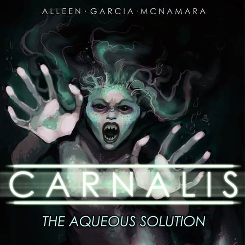 THE AQUEOUS SOLUTION - BOOK ONEPublished April 8, 2015When her best friend is murdered by a zombie, Pemberly Beltré embarks on a quest for revenge with the help of Seb Marschel, a government-issue monster hunter who is equally charming and insufferable. Together, the two tackle the case of a rabid mermaid smuggled into the suburbs of coastal Oregon, and in doing so, they begin to unravel the threads of an even more sinister plot.READ ONLINE FOR FREE >