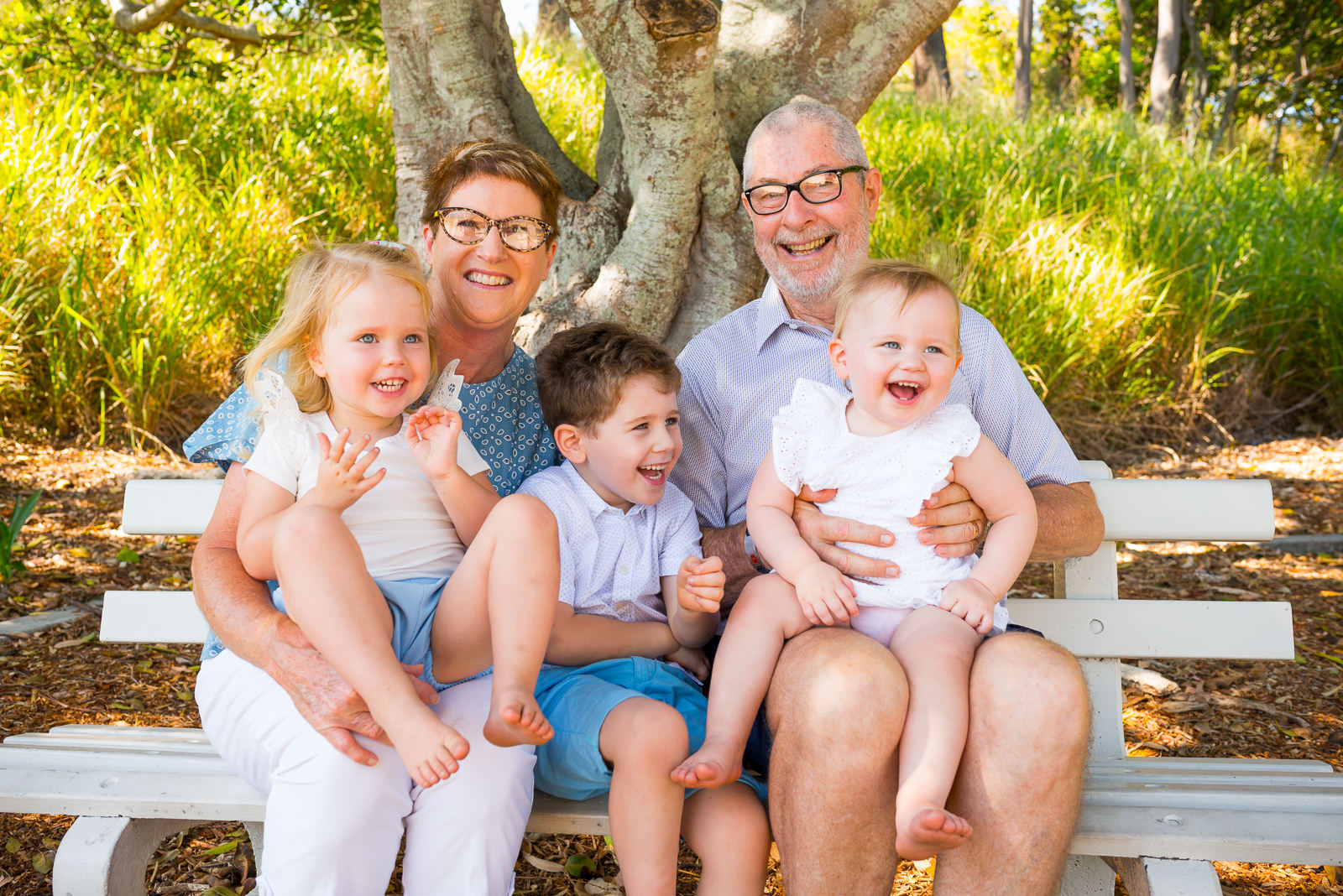 Outdoor Family Photography in the Caboolture Region