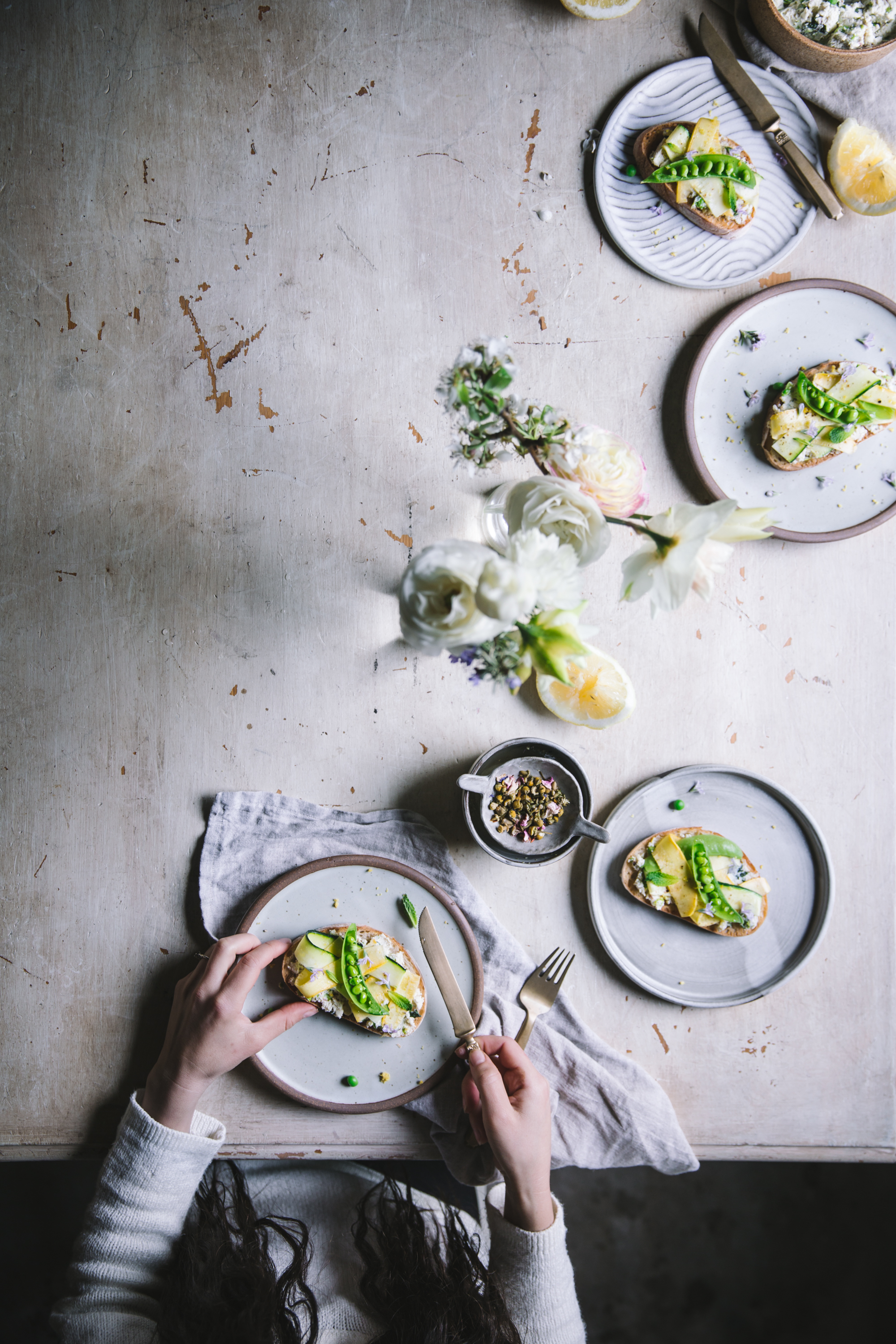 Mint Pea Ricotta Toasts from the Wicked Healthy Cookbook by Eva Kosmas Flores-18.jpg