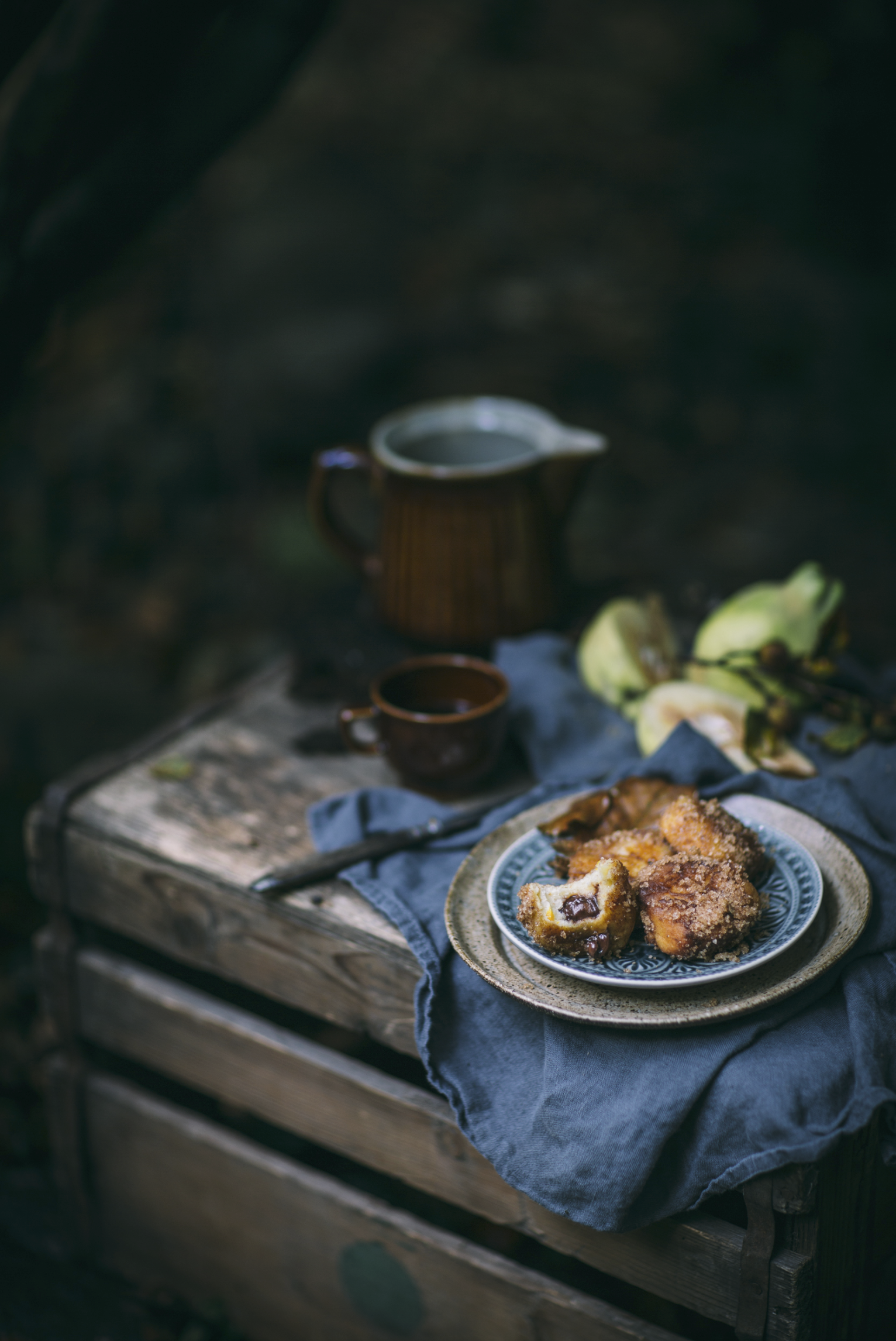 The Best Dark Moody and Rustic Food Photography Lightroom Presets