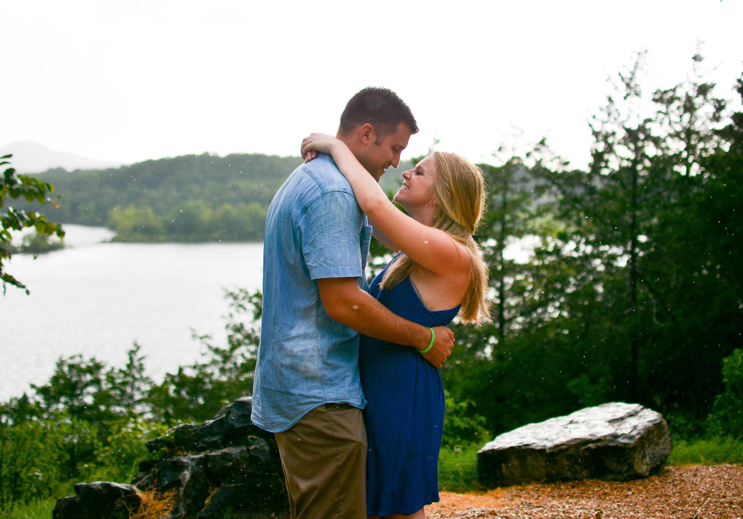 Beth + Bradley | Summer 2016 | Lookout Point | Proposal