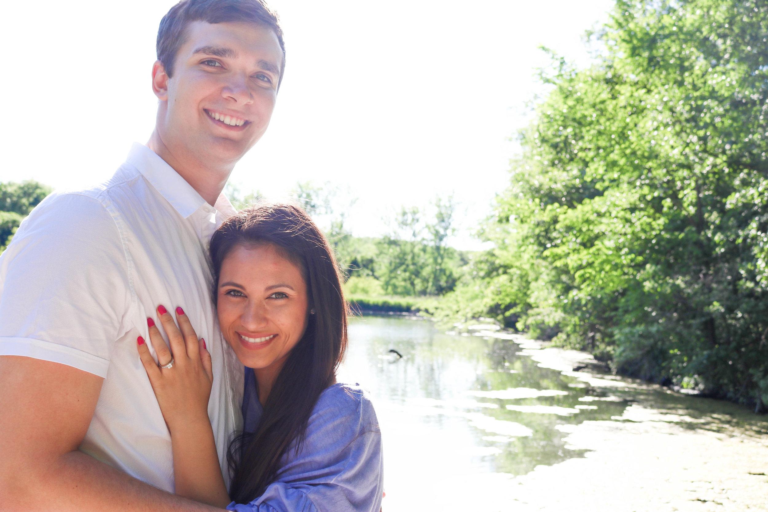 Brianna + Michael | Summer 2018 | Carolina Crossing | Engagement Session