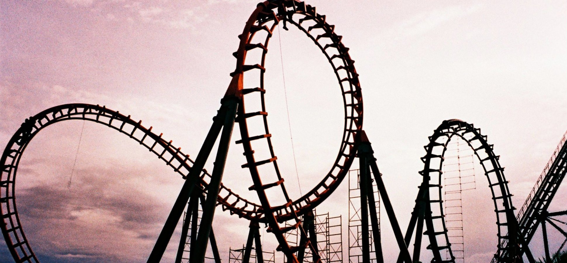 Try this... - Here's the good news- you can get off of the emotional roller coaster. First, you must decide that an inconsistent emotional state is unhealthy FOR YOU. It does not serve you well. When your emotions are too high or extreme, your logic is low. A balance of logic and emotion is required to make good decisions.