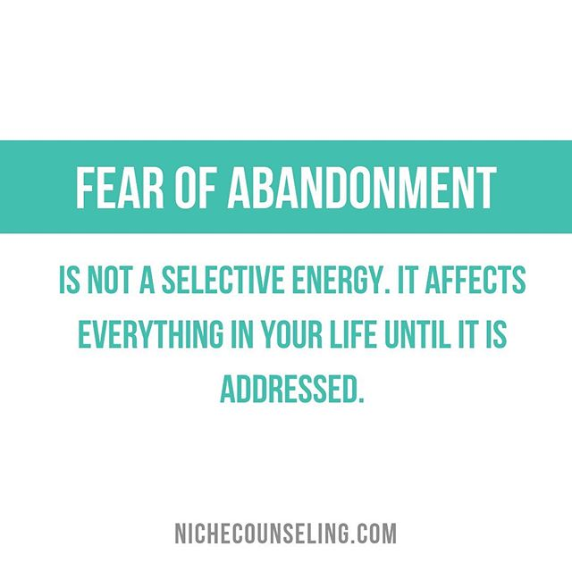 I get it. You did not ask for this fear. You were left at the time that you needed him/her/them to be there for you most. The experience triggered a fear response that affects your day-to-day functioning. You ruminate over it. You fear failure. You fear being left alone.⁣ ⁣ I get it.⁣ ⁣ But, here's the deal. Until you address it, it will affect everything in your life. Abandonment is not a selective energy and it will keep you from having the love that you deserve, achieving your dreams and pursuing the life of purpose that your ancestors so desperately want you to have. ⁣ ⁣ Don't let the fear of abandonment overtake you and win. ⁣ ⁣ Go to therapy. See a spiritual healer. Confront the person who abandoned you. FORGIVE the person who abandoned you. Do WHATEVER you need to do to get that energy off of you. ⁣ ⁣ I'm rooting for you!⁣ ⁣ #thenichelife #ancestralhealing #generationalhealing #generationaltrauma #innerhealing #healthyself #healTHYself #mentalhealthawareness #mentalhealth #selfawareness #selflove #trauma #therapy #spiritualhealing #healthyboundaries #wellness #thursday #blackmentalhealth  #energyhealing
