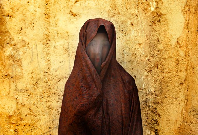 Tahmineh Monzavi, Bride of Afghanistan, 2015