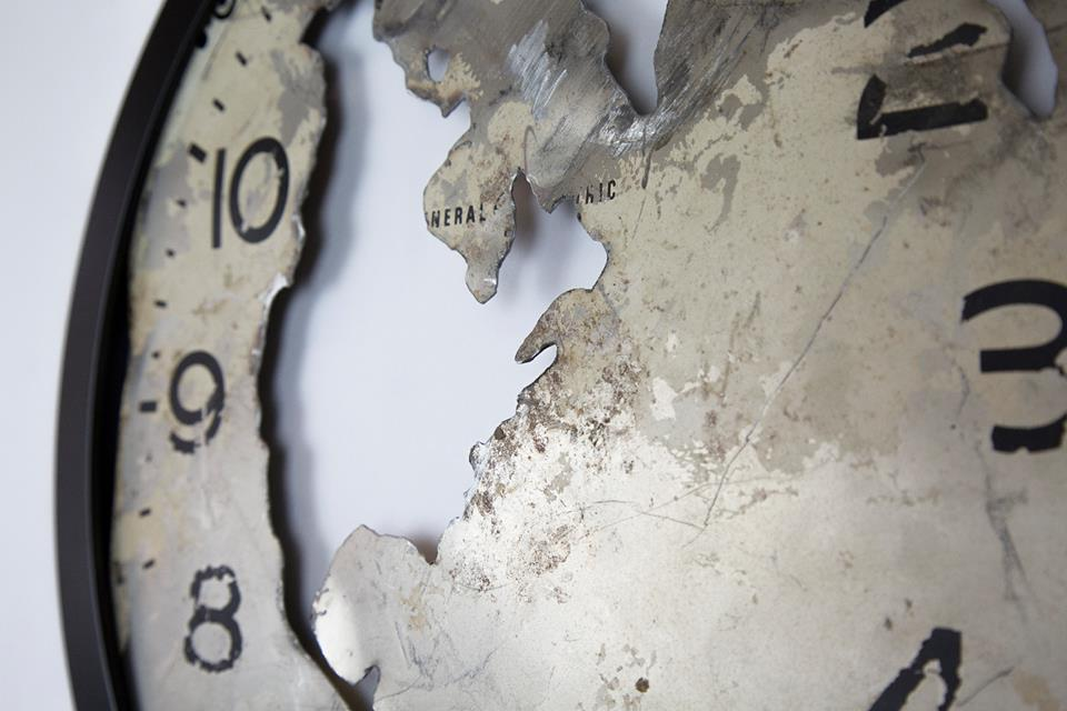 Icy & Sot, Running Out of Time (detail)