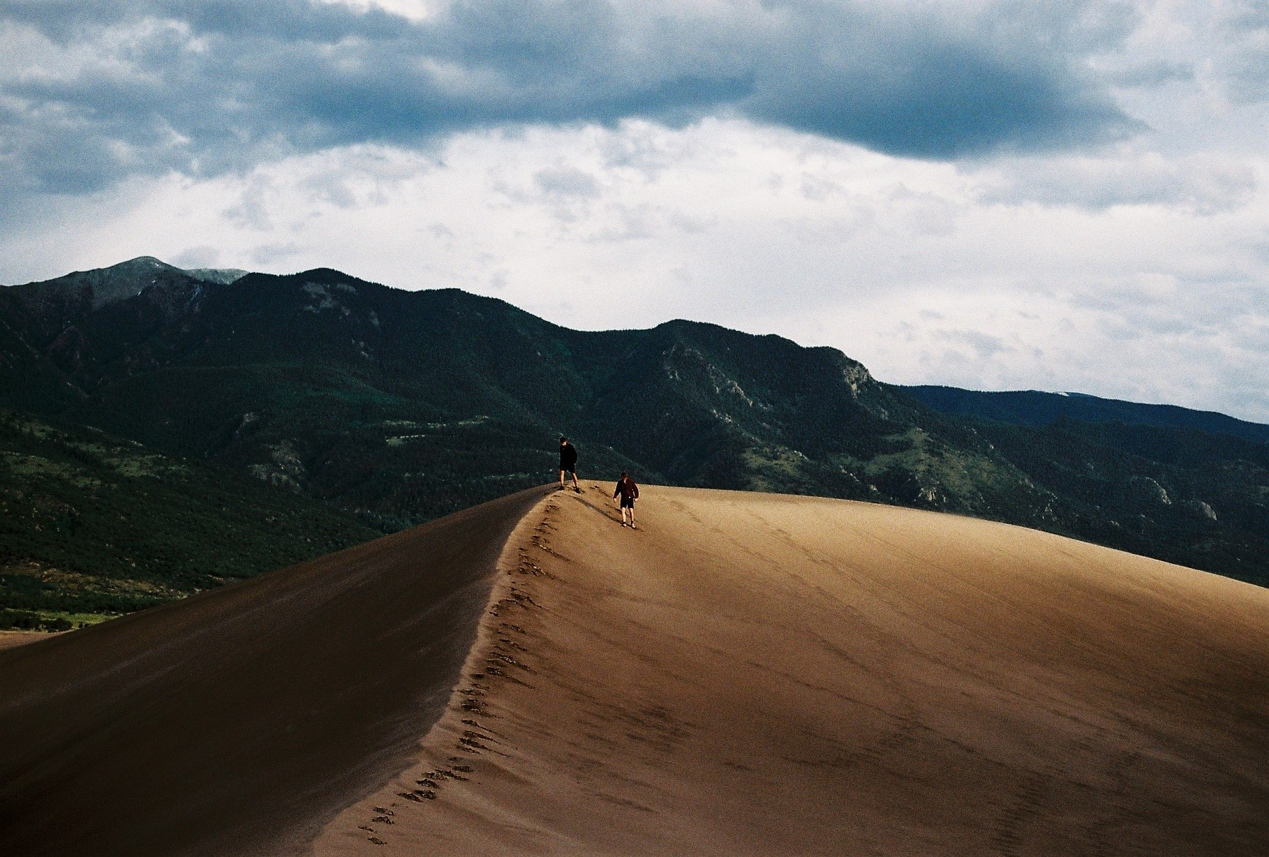 Great sand dunes, Colorado USA