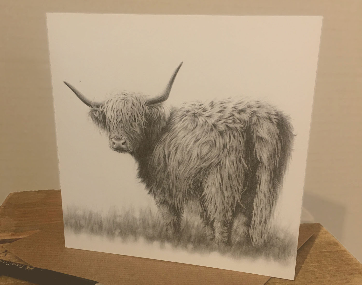 Greetings Cards - Browse the full range of British wildlife, farm animals, and dog greetings cards