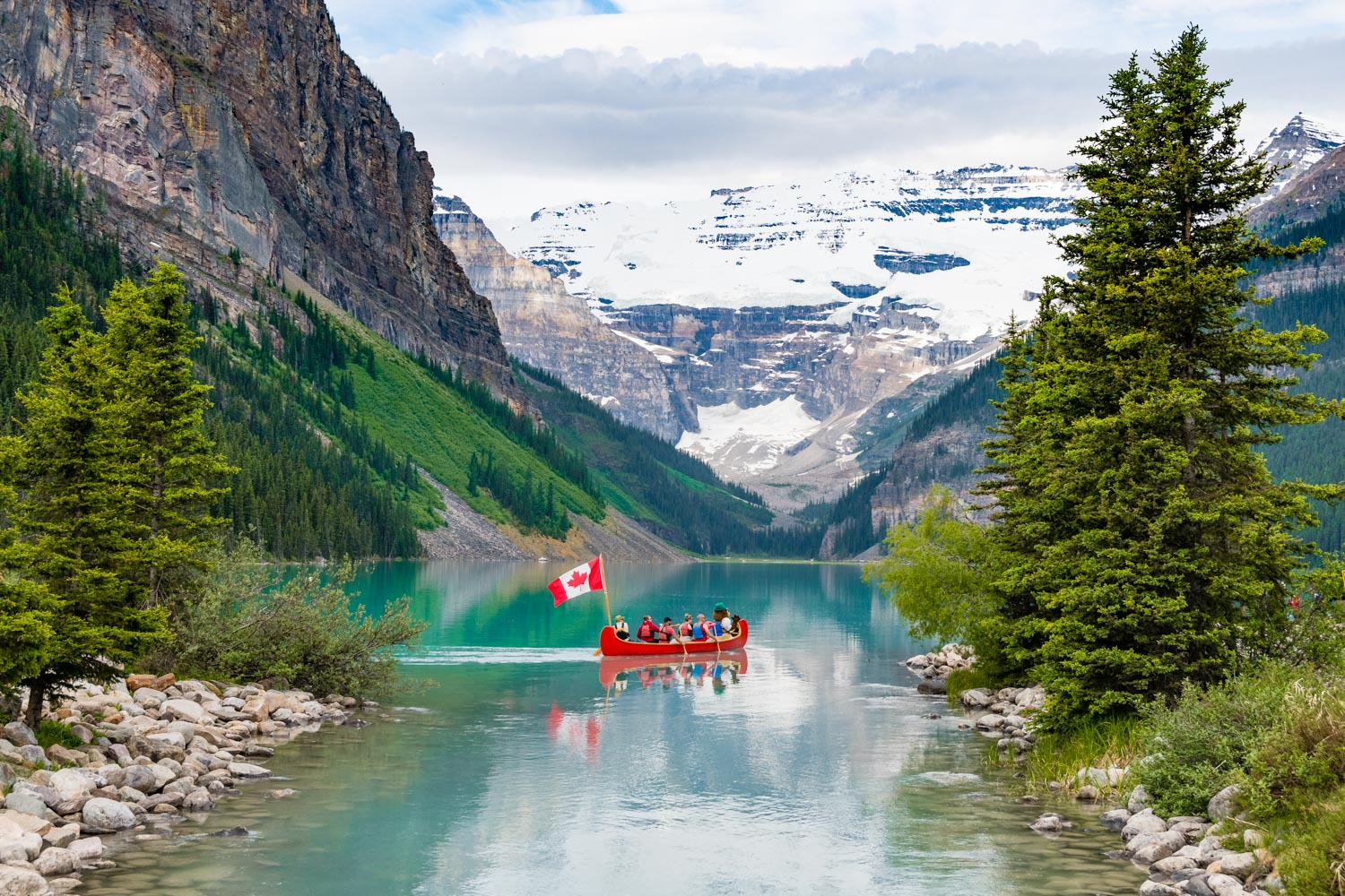 Canada day. A very Canadian photo.