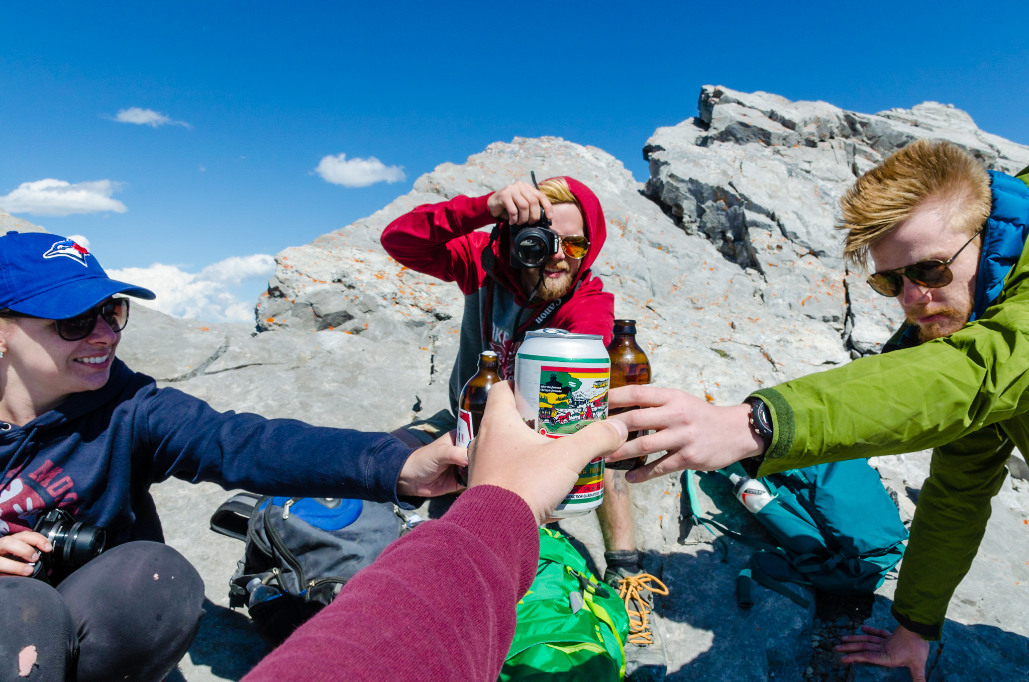 Summit beers became a tradition.