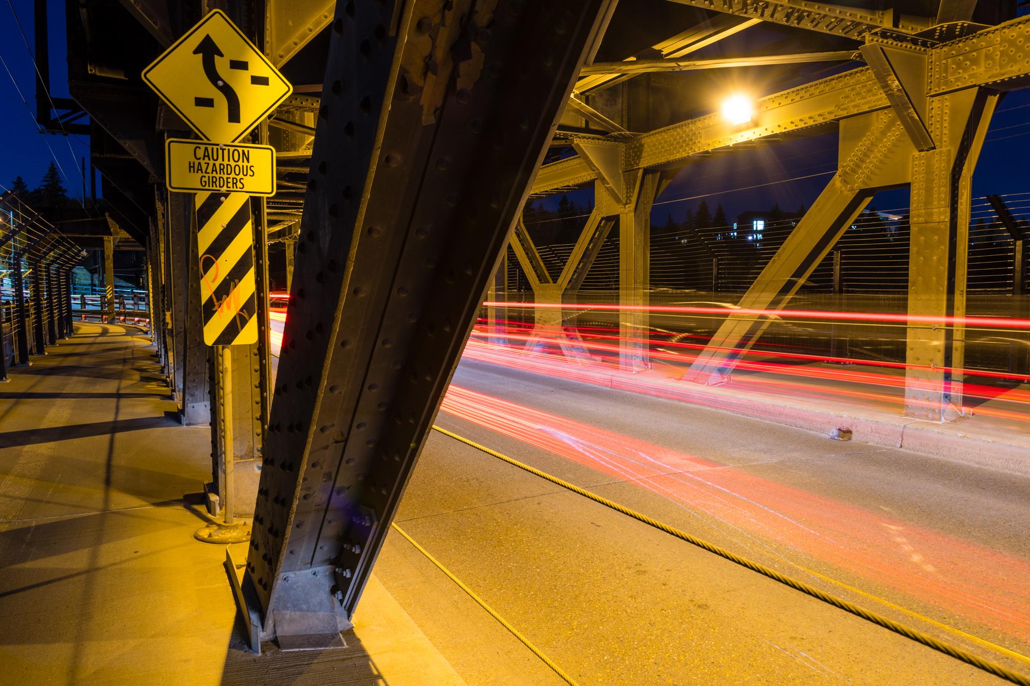 Bridge in Edmonton