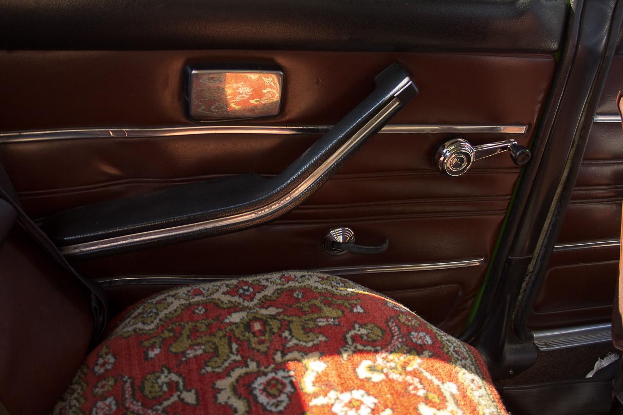 Lada and carpet