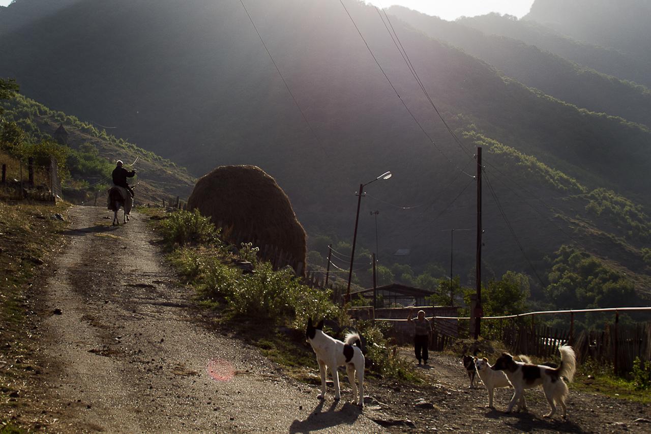 Haghpat Mountains