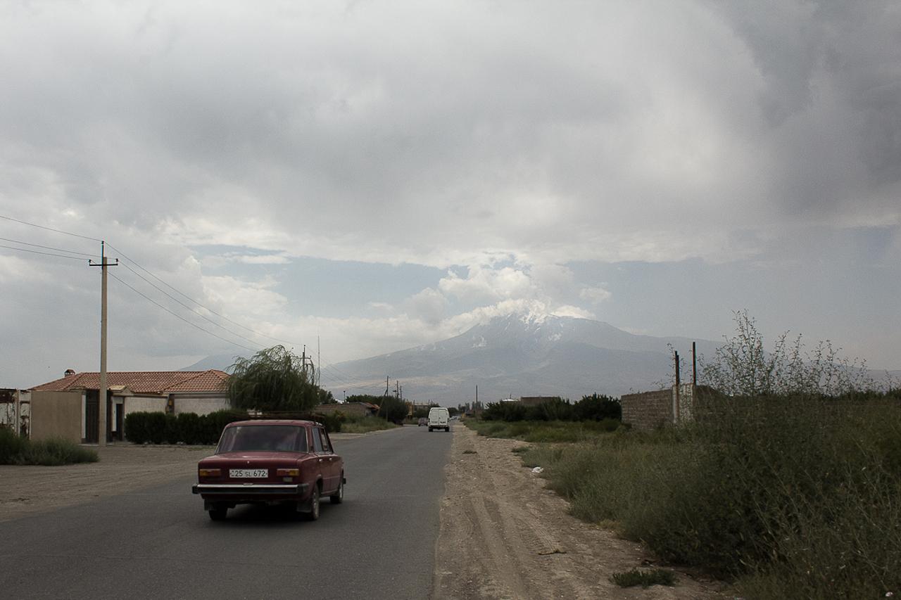 The road to Ararat