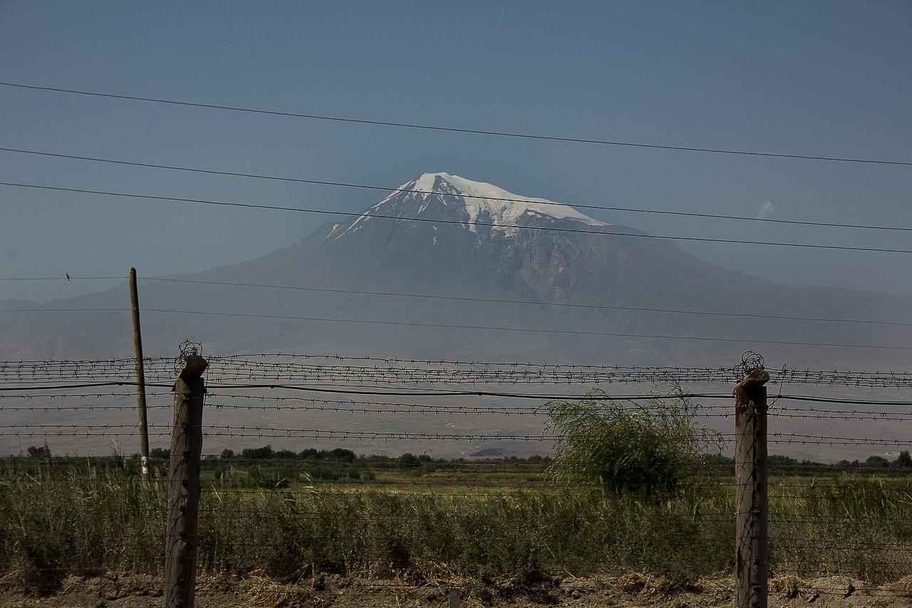 No road to Ararat