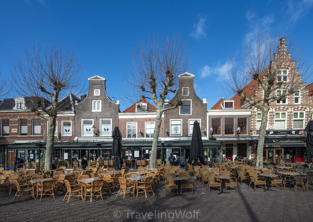 Cafes and Restaruants at Botermarkt