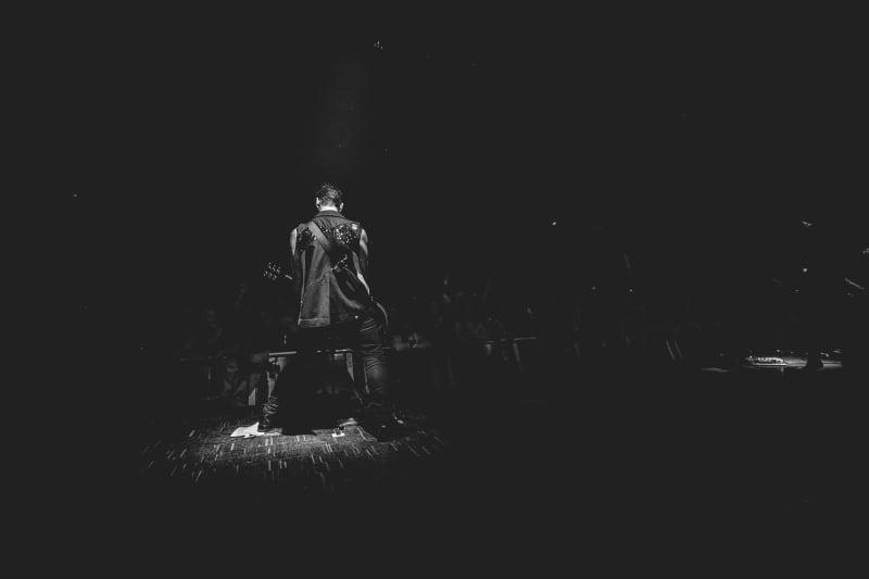 Photo:  PunkRockPhoto  - From concert in Halden 4th of December, 2015.