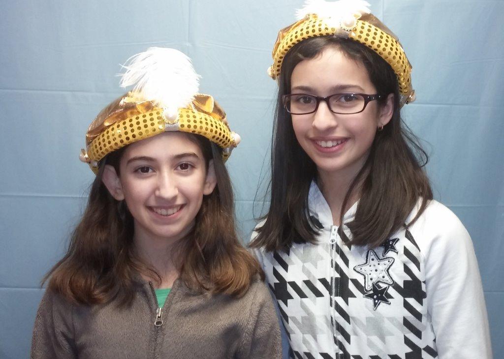 Hamentashen Baking  - Purim 2015