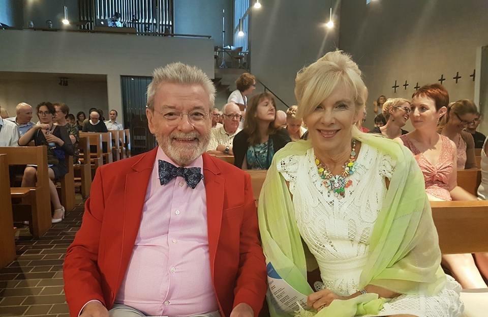 Sir James & Lady Galway