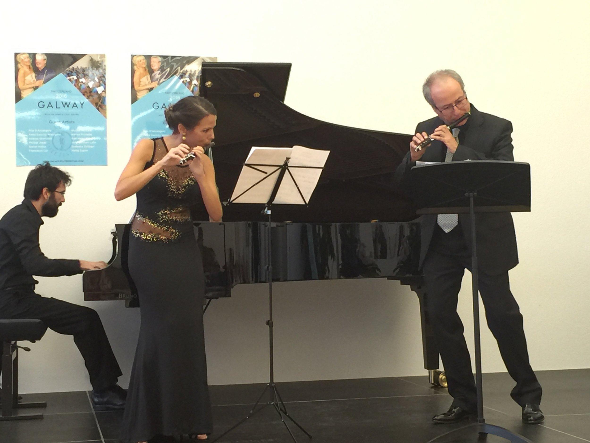 Mirko Maltoni, Elisabet Franch & Nicola Mazzanti