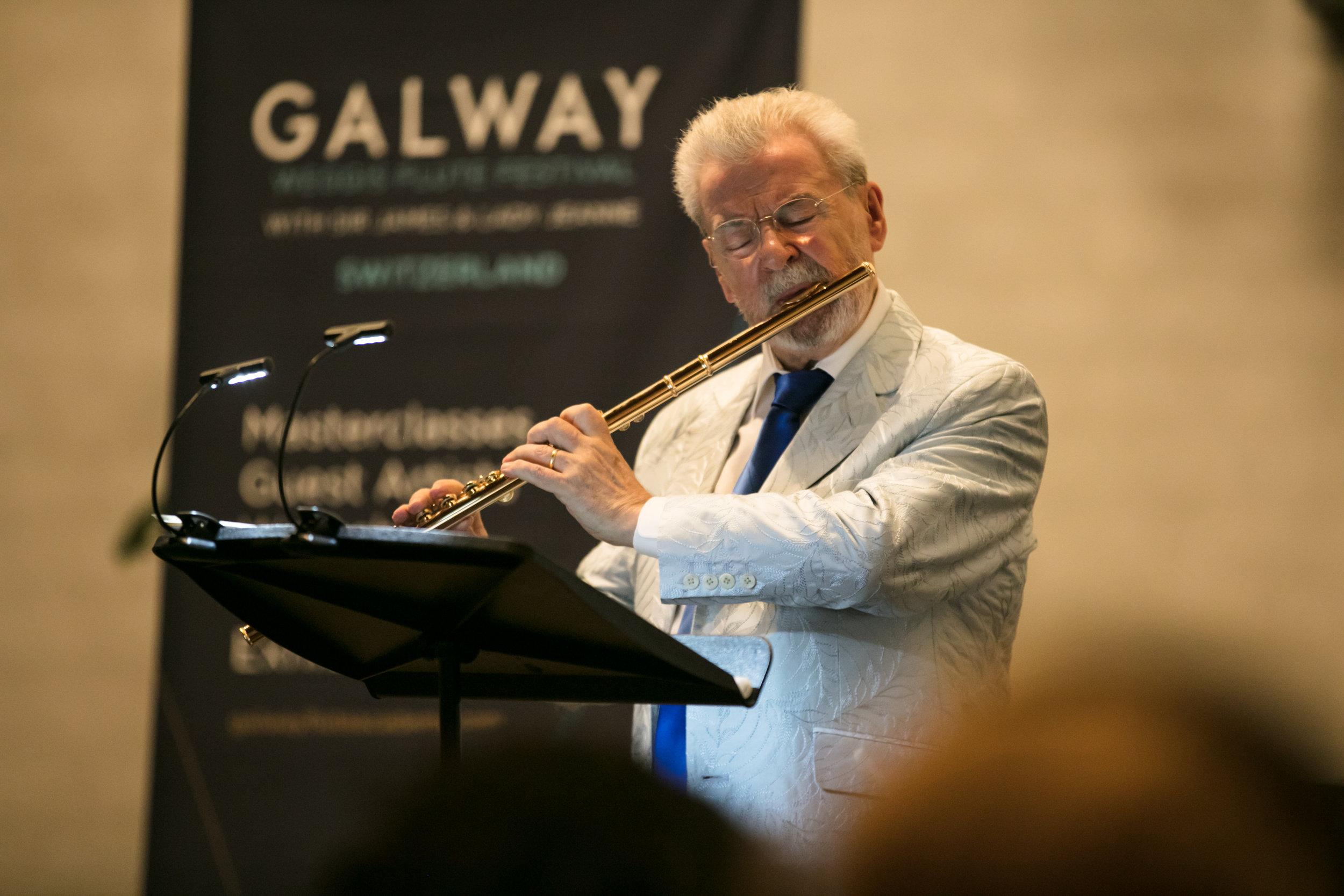 Sir James Galway