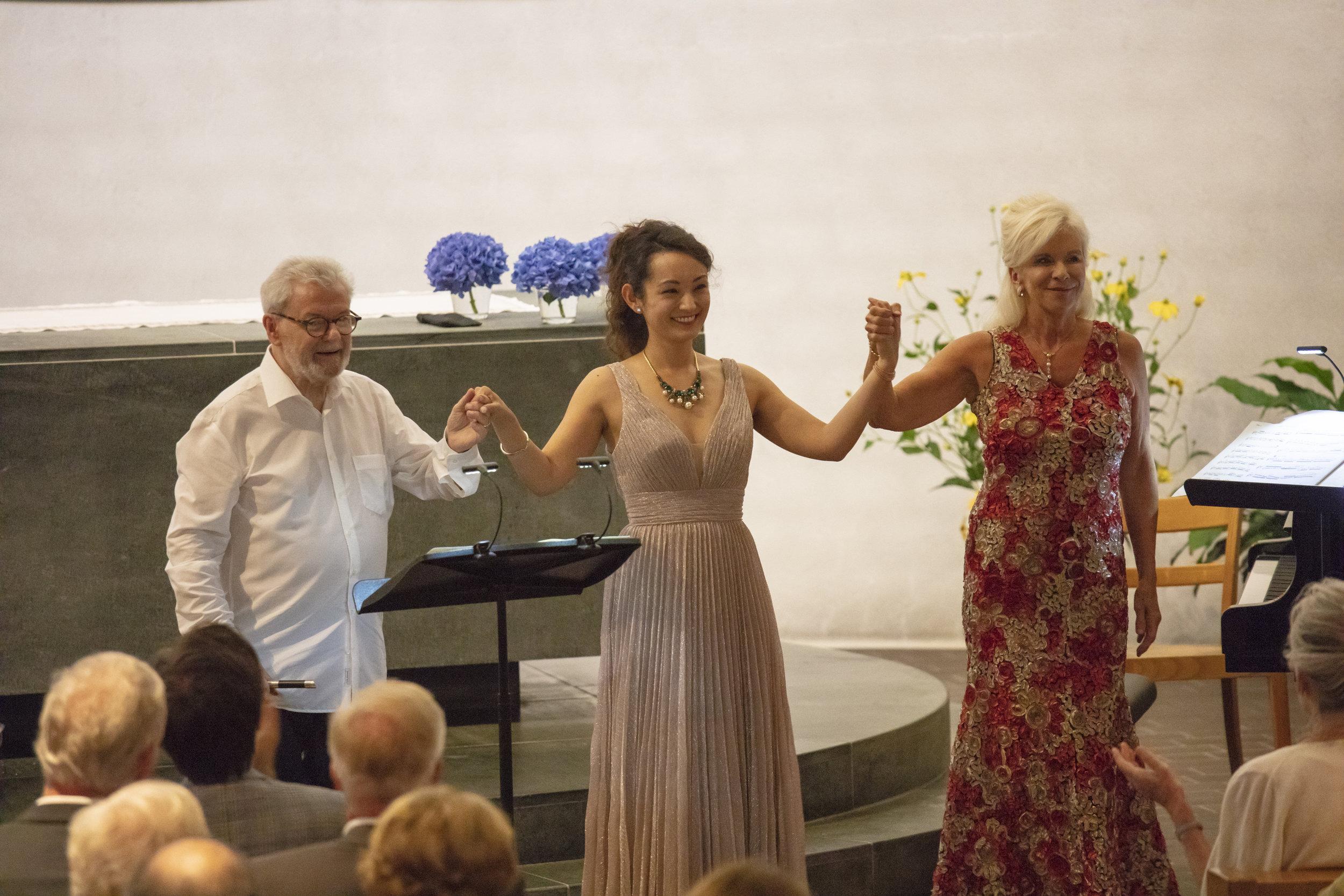 2018 Opening Gala Benefit Concert with Catherine Rechsteiner