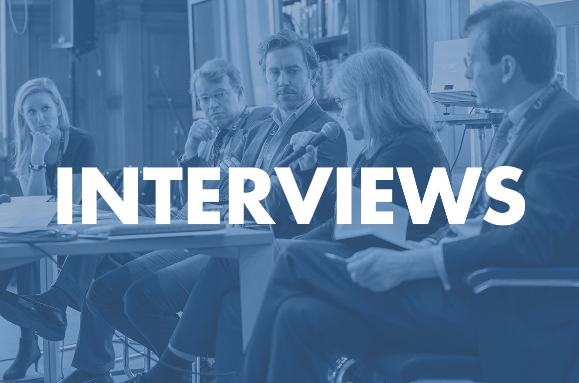 Impact Investing thought leadership INTERVIEWS