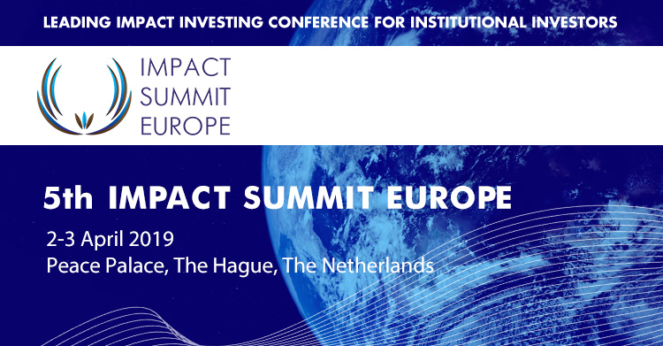 Impact Investing conference for institutional investors