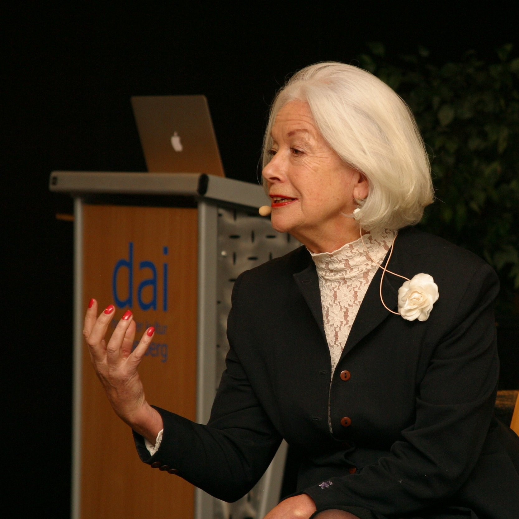Dr SCILLA ELWORTHY - Three times Nobel Peace Prize nominee