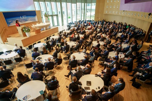 LEADING IMPACT INVESTING CONFERENCE FORINSTITUTIONAL INVESTORS - 2-3 April 2019Peace Palace, The Hague , The Netherlands