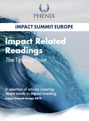 Impact Related Research, Impact Summit Europe 2019