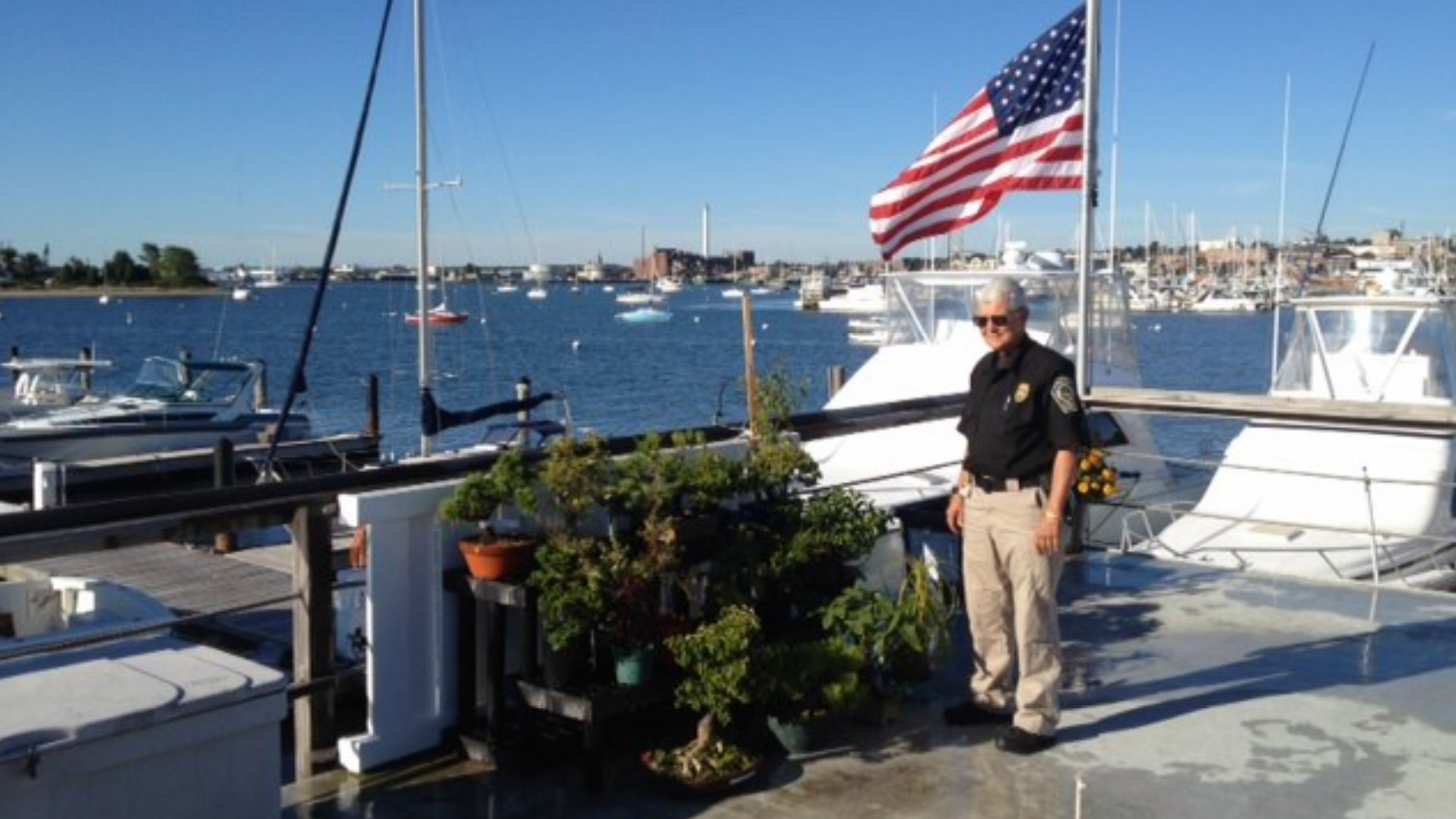 Sgt Jill Simmons,   Harbormaster | Mattapoisett, MA