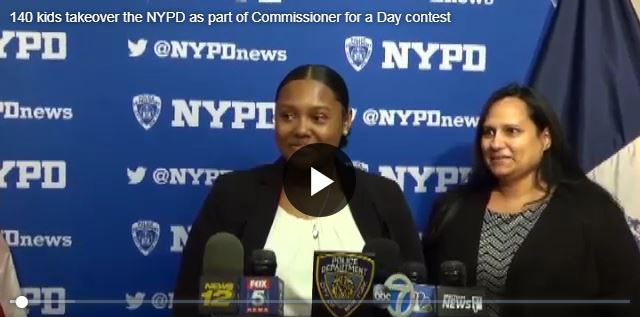 Commissioner for a day contest.JPG
