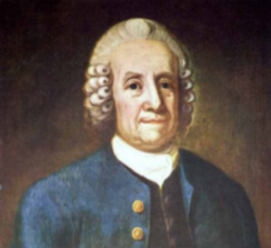 Swedish mystic Emanuel Swedenborg