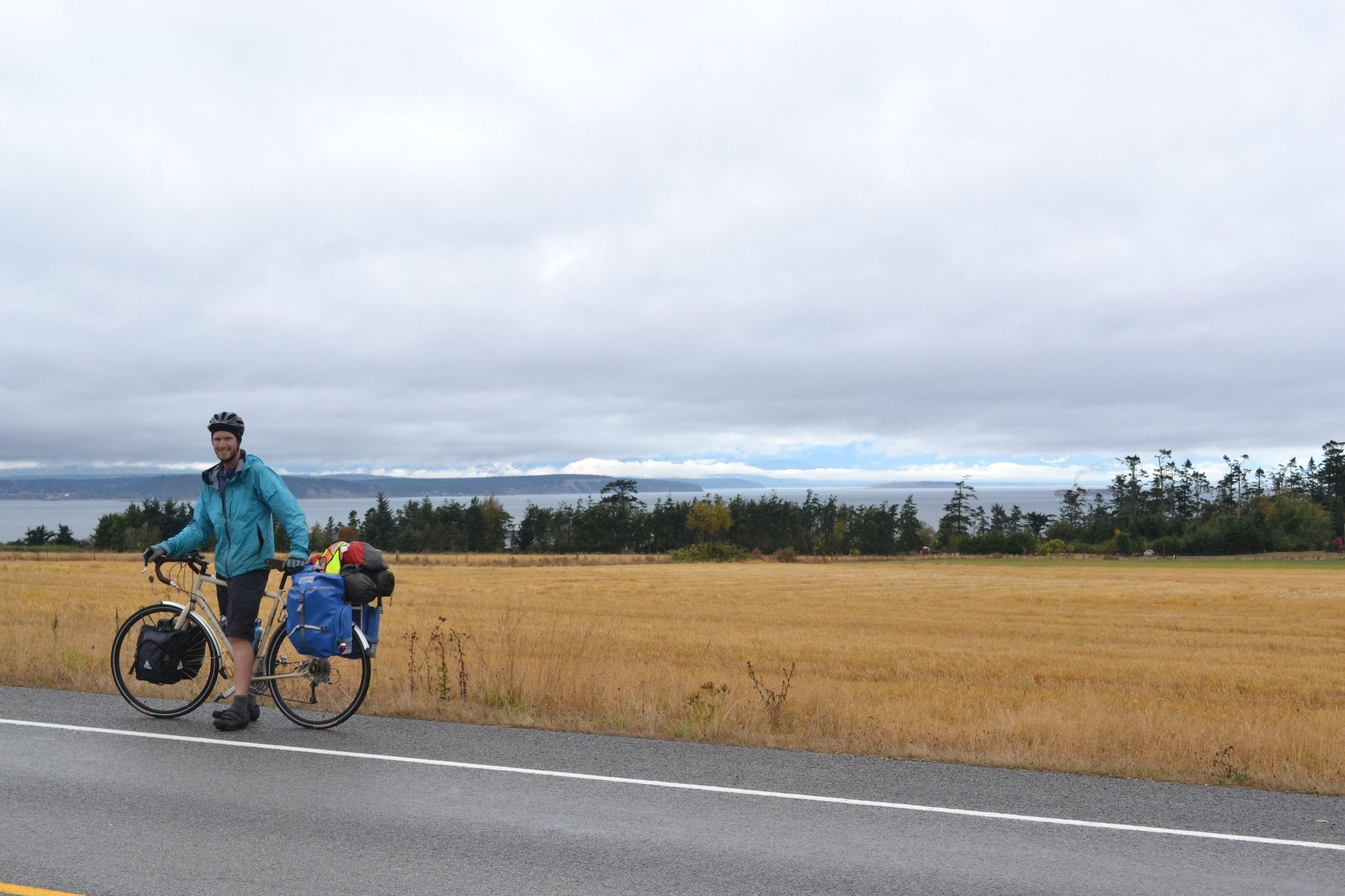 Olympic Peninsula Washington State