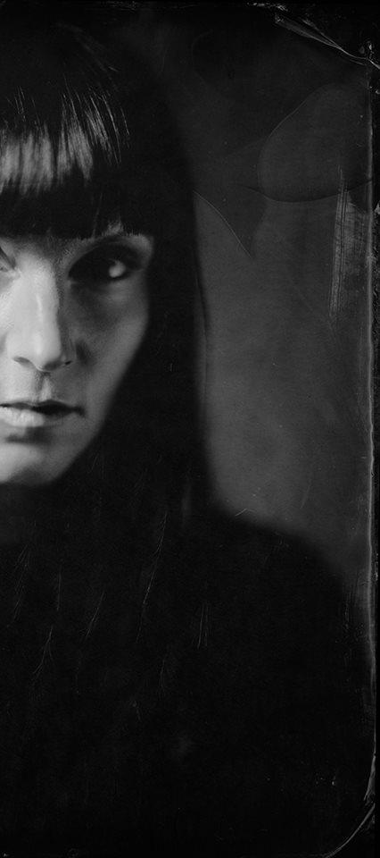 Image: Portrait of Lindy-Fay Hella by Raina Vlaskovska, photograph, 2014.