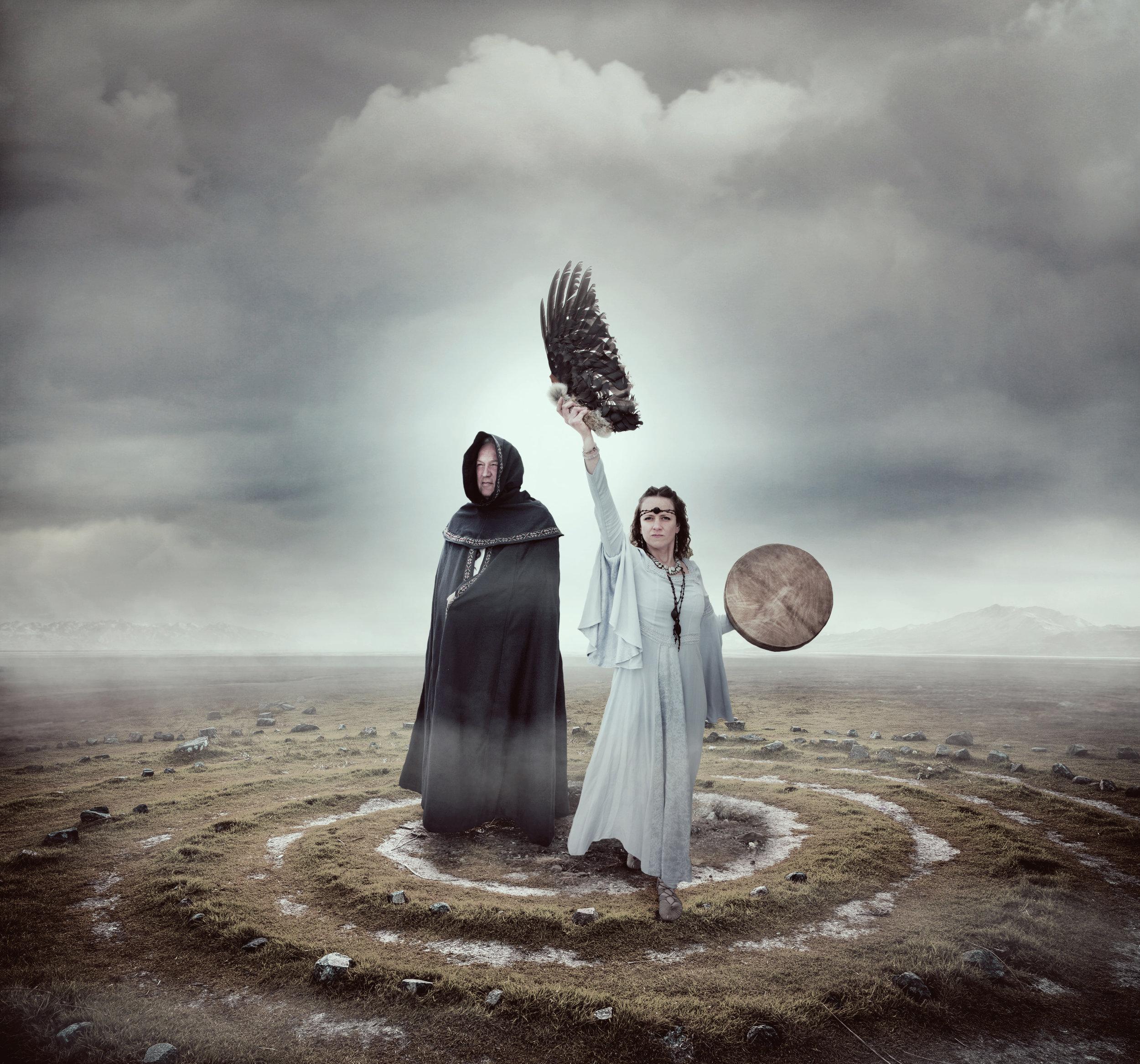 XIX. SEIÐLÆTI - Icelandic artists Unnur Arndísardóttir and Reynir Katrínarson. November 2018