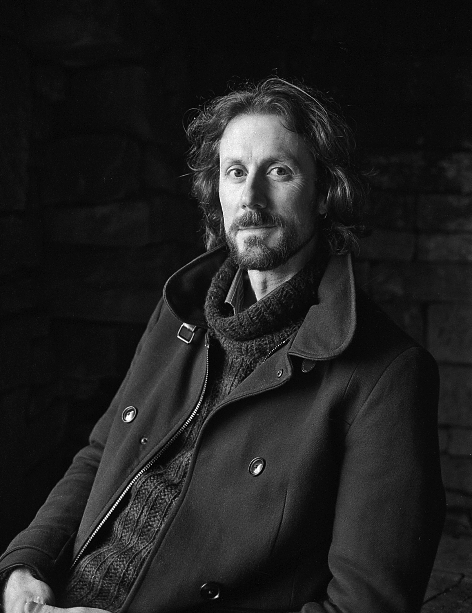 XX. PAUL KINGSNORTH - English writer, poet, and founder of the Wyrd School. December 2018.